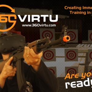 Simulador imersivo em realidade virtual