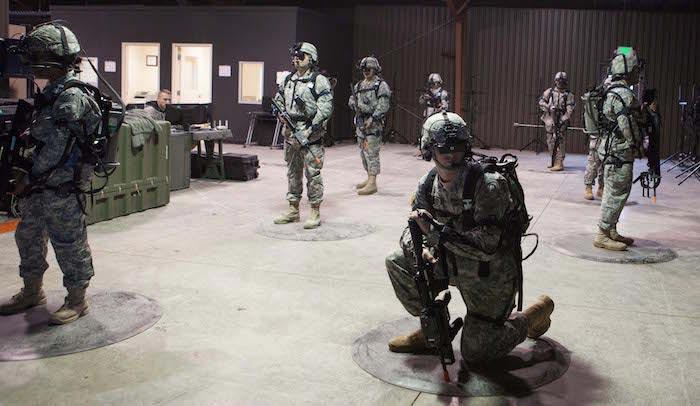 Fonte: https://www.vrs.org.uk/virtual-reality-military/army-training.html